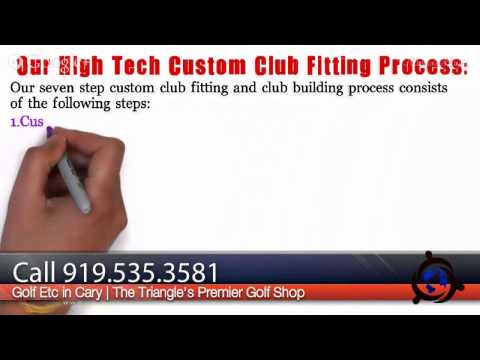 Custom Club Fitting | Club Fitter | 919.535.3581 | Raleigh, NC | 27502 27511 27513 27519 27526 27529 from YouTube · Duration:  2 minutes 26 seconds