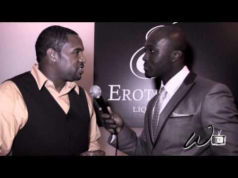 Vivica Fox - Erotique Liqueur Debut Launch Party Interview Only On W.A.S.T.E TV
