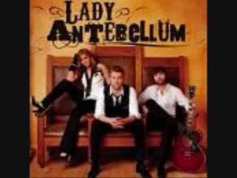 LADY ANTEBELLUM-- I RUN TO YOU W/LYRICS