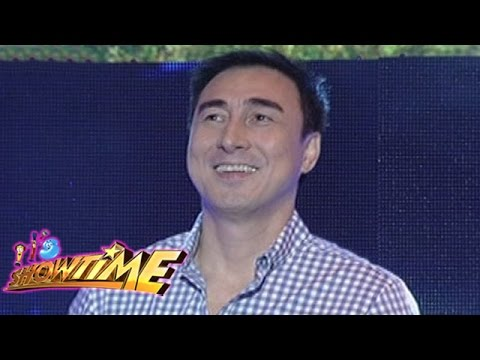 "It's Showtime Singing Mo 'To: Gino Padilla sings ""Gusto Kita"""