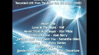 Love In The Night - Moon One - Setting by Glenn Rivera (1988)
