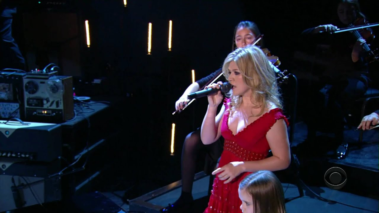Download Kelly Clarkson - Because of You (Live HD 1080p)