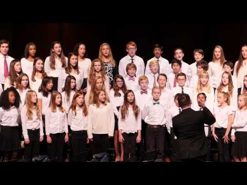 Middle School Chorus: The Twelve Days After Christmas