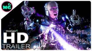 Robocop Vs. Terminator Gameplay (2020) MORTAL KOMBAT 11: AFTERMATH