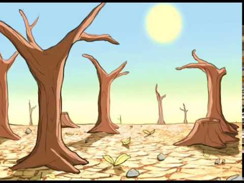 Download 2D Animated Short Film Global Meltdown