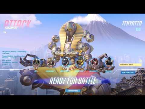 [Overwatch] Zai's Zenyatta Sunyatta On Competitive