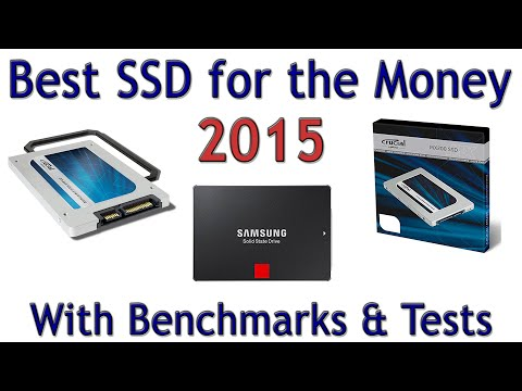 SSD Buyers Guide ~2016~ Best Solid State Drive for the Money w/Tests & BenchMarks