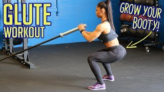 Grow Your Glutes WORKOUT with IFBB Bikini Pro Champion