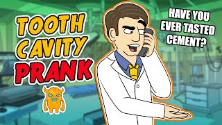 Ridiculous Tooth Cavity HILARIOUS Prank - Ownage Pranks