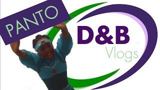 D&B vlogs: Panto!
