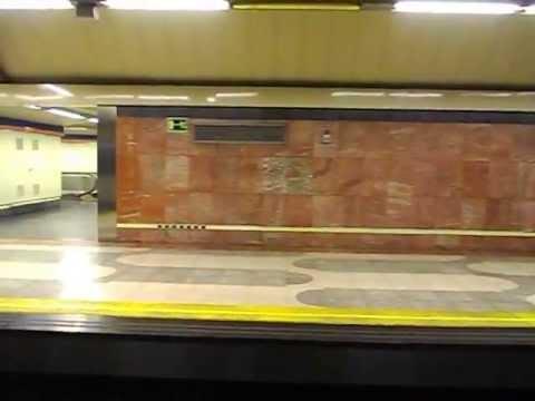 Metro de Madrid - Línea 7 - Parque de las Avenidas - Cartagena