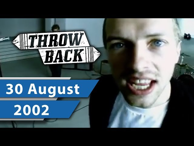 CHARTS AUGUST 2002 – Linkin Park, Massive Töne & Red Hot Chilli Peppers