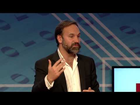 CeBIT Global Conferences - Talk with Mark Shuttleworth, Canoncial