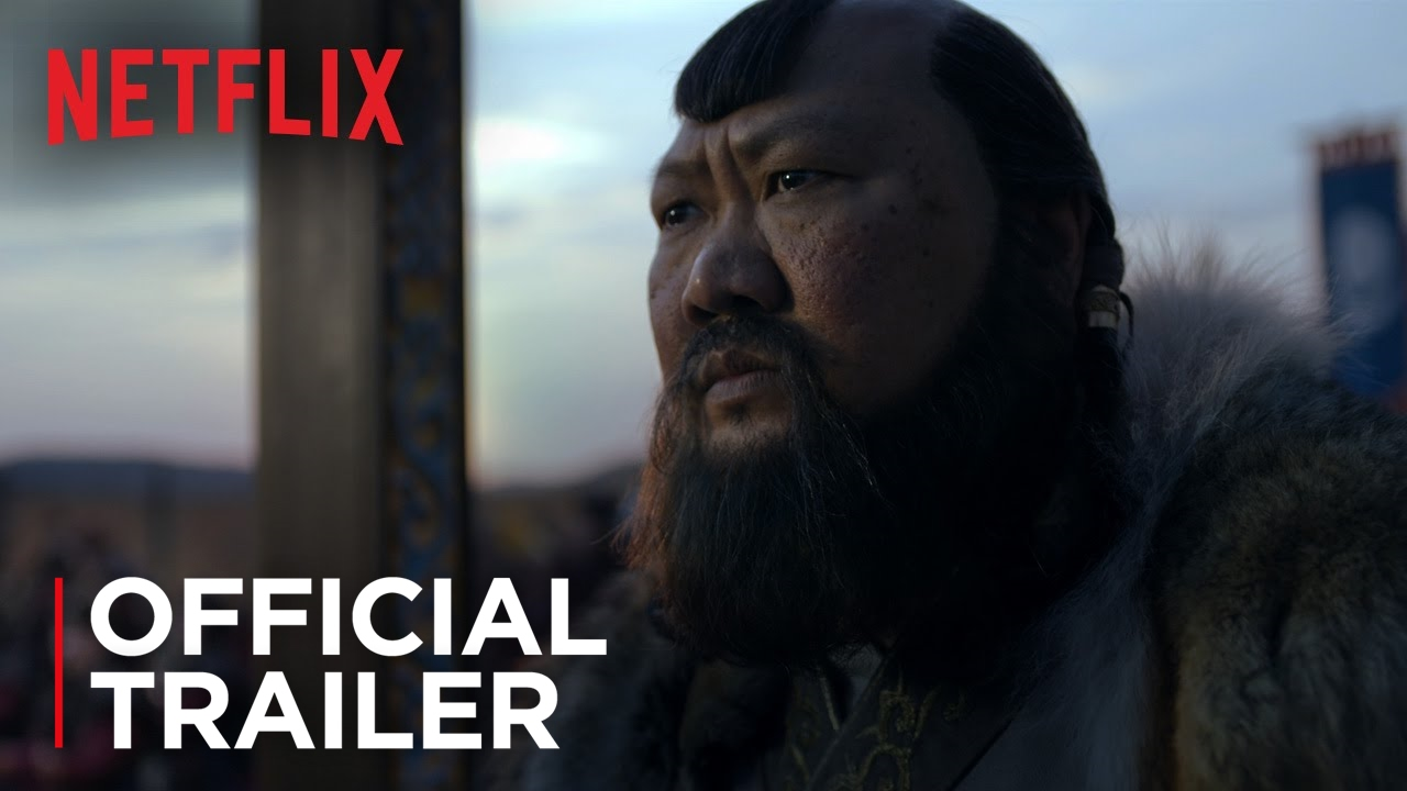 marco polo season 2 official trailer hd netflix. Black Bedroom Furniture Sets. Home Design Ideas