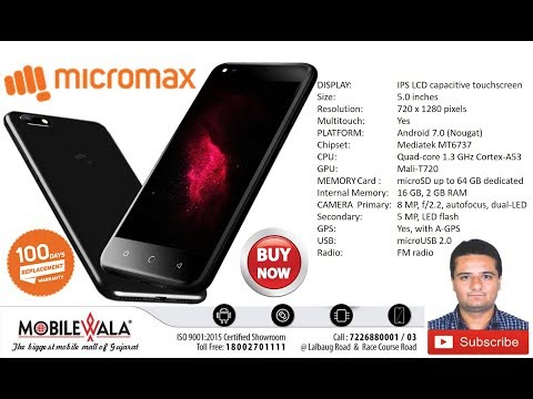 Micromax Canvas 1 Video clips - PhoneArena