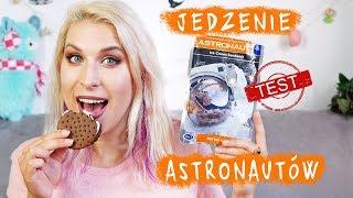 Suszone lody?? Test jedzenia dla astronautów! - Aga Testuje #35 | Agnieszka Grzelak Vlog