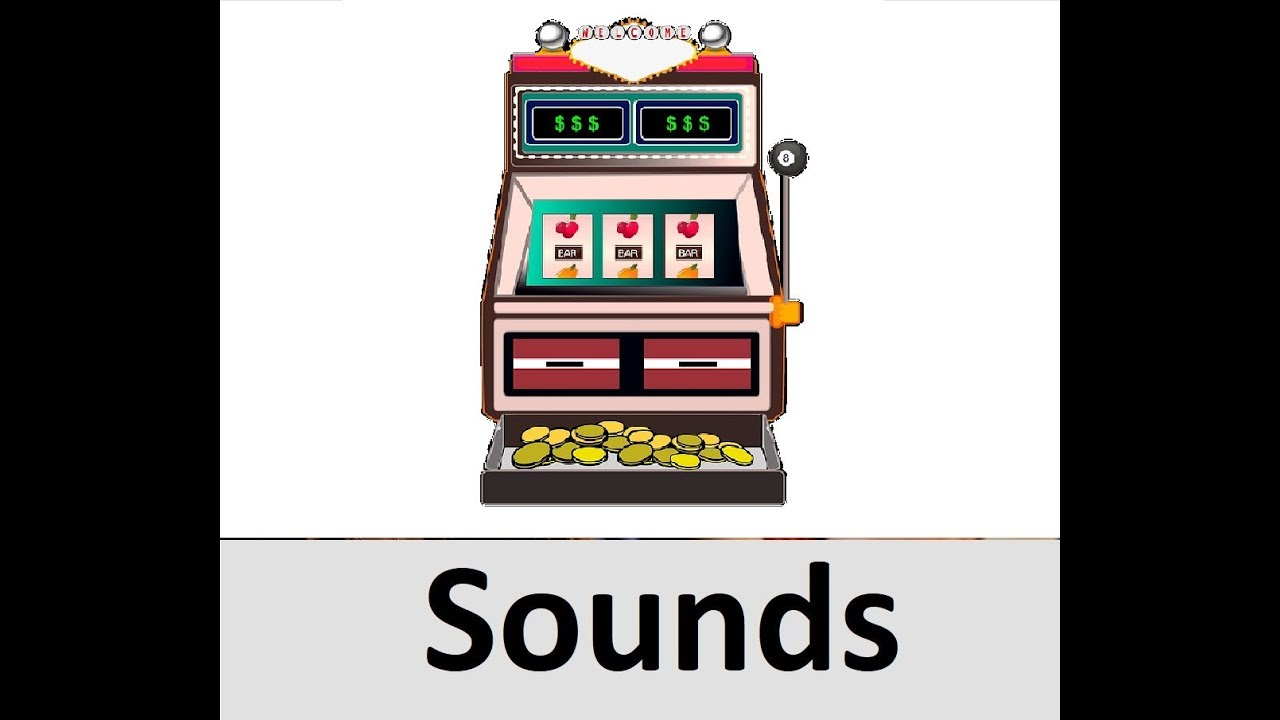Slot Machine Spin Sound
