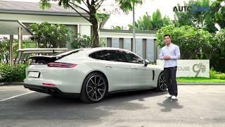 [Autozone.vn] Trải nghiệm Porsche Panamera Executive 2018