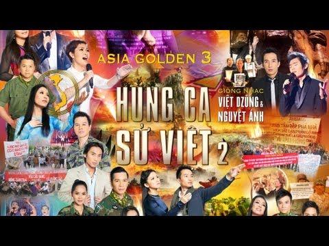 GOLDEN ASIA DVD 3: Hùng Ca Sử Việt 2