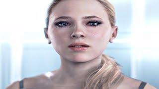 Detroit Become Human - Ending + Secret Ending (PS4 Pro)