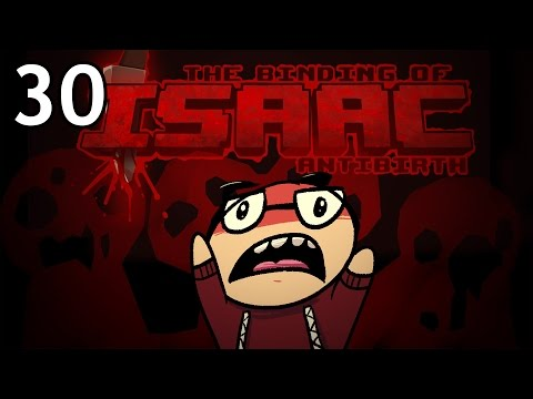 The Binding of Isaac: Antibirth - Northernlion Plays - Episode 30 [Persevere]