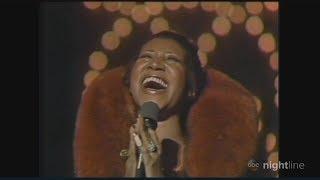 Aretha Franklin Remembered on Nightline