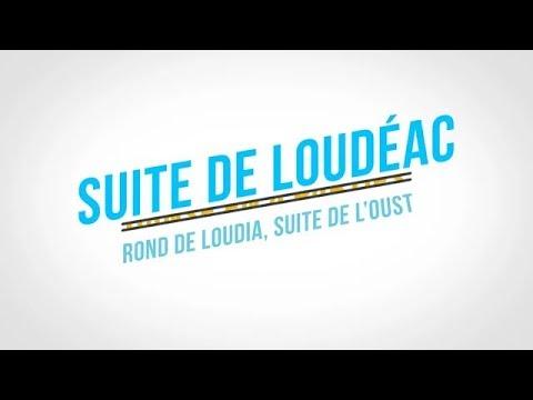 Tuto danse bretonne : suite Loudéac