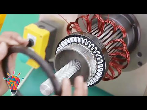 Discover Stator Manufacturing Process - Germany Stator Production