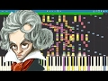 IMPOSSIBLE REMIX - Für Elise - Ludwig Van Beethoven - Piano Cover mp3