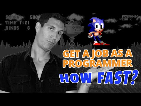 How Fast Can I Get A Job As A Programmer?