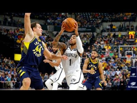 Download Youtube: D'Angelo Russell Scores 30 Points in Nets Debut! Brooklyn Nets vs Indiana Pacers Full Highlights