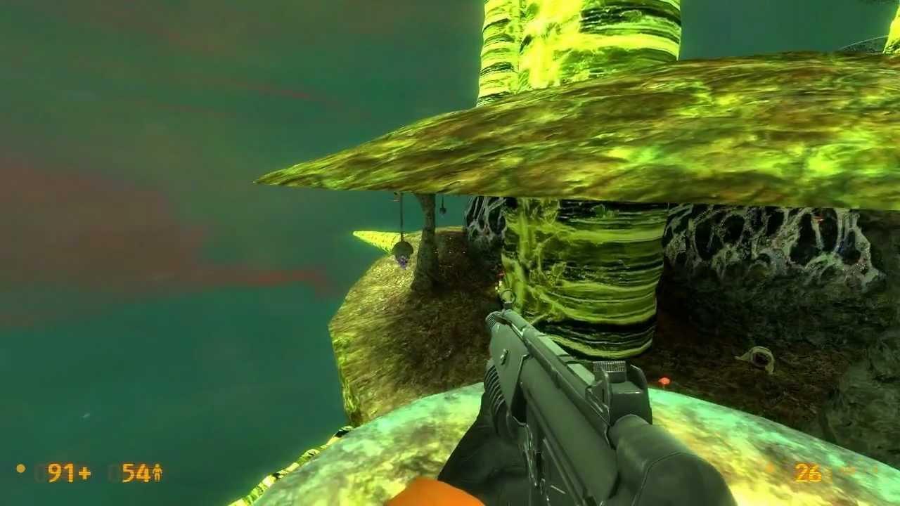 Black Mesa Xen Торрент