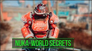 Скачать Fallout 4 Top 5 Nuka World Secrets And Easter Eggs You May Have Missed In Fallout 4 S Final DLC