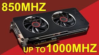 how to fix stuck clock speed on AMD graphic card UVD FIX
