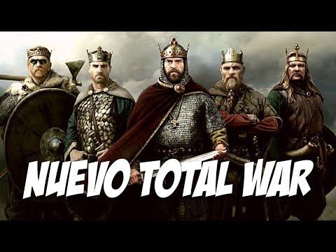 NUEVO TOTAL WAR: THRONES of BRITANNIA !!!