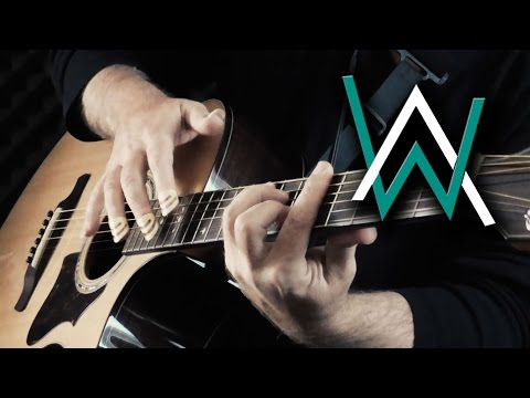 Alan Walker | Alone | Igor Presnyakov | Fingerstyle Guitar