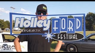 Cleetus McFarland at Holley Ford Festival 2019!