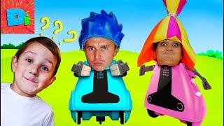 ФИКСИботики   необычные Друзья маленьких человечков! КТО ЖЕ ОНИ? Умные Роботы или обычные игрушки ?