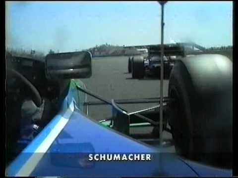 Ranskan GP:ssä 3.7.1994 selostajien sekoilua (MTV3)