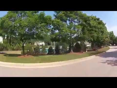 Western Cary Neighborhood - Devereaux Driving Tour