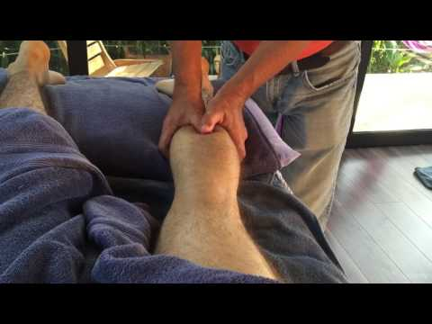 Deep tissue massage course-How to do deep tissue massage