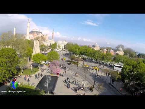 Travel to Istanbul / Izlet v Istanbul