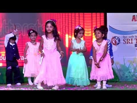 Merewale Ding Dong karthe hai Dance performance by JKG Students