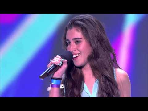 Lauren Jauregui - If I ain't got you (The X factor usa)