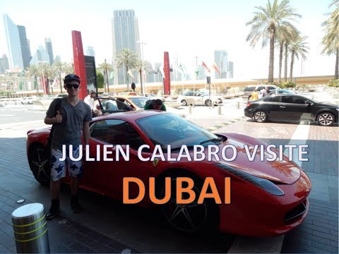 Julien Calabro à Dubai ! - Émirats Arabes Unis (Emirates)