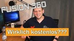 Fusion360 - Download, Installation und Lizensierung - Alles kostenlos???