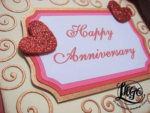 happy anniversary card ac010 - Anniversary Cards