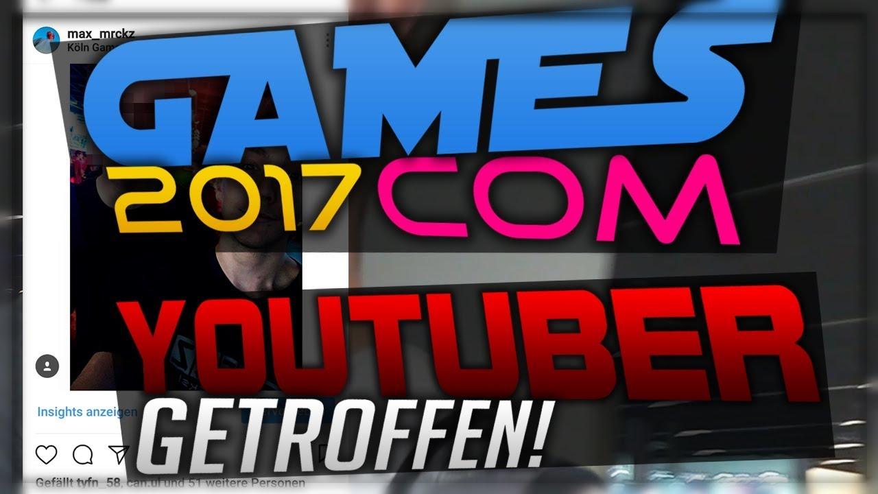 Gamescom Youtuber 2021