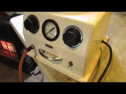 vintage turner embalming machine-rising phoenix antiques