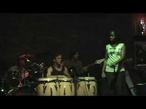 Iyeoka Okoawo performs
